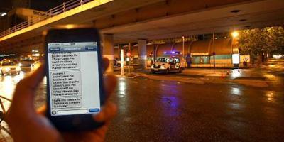 Un 'sms' y adiós a los controles de alcoholemia