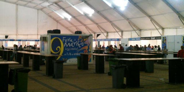 La Feria del Marisco de Las Rozas vuelve a generar polémica