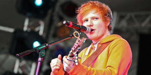 Ed Sheeran presenta su disco 'X' en Madrid