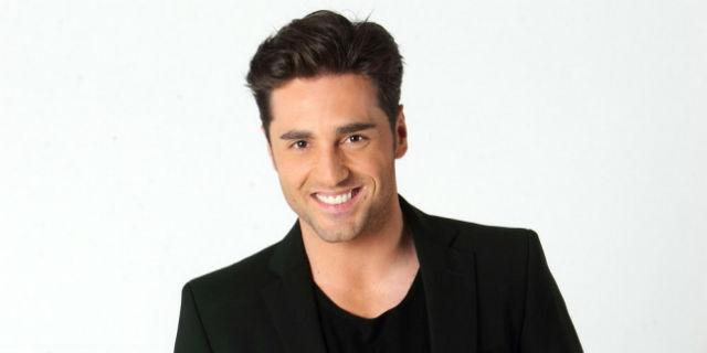 David Bustamante debuta como presentador de televisión