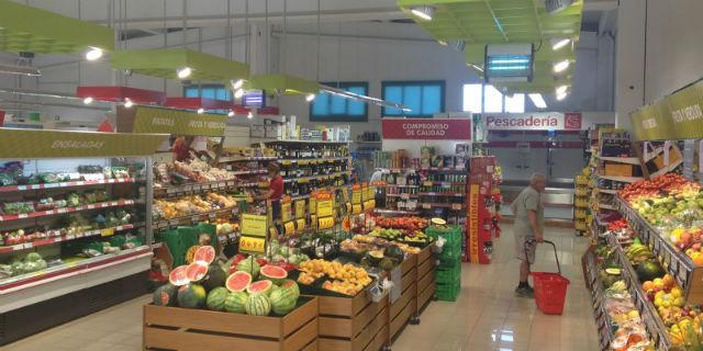 Sevilla la nueva inaugura el nuevo supermercado d a - Supermercados fuenlabrada ...