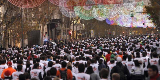 Los corredores de la San Silvestre podrán asistir a entrenamientos en grupo