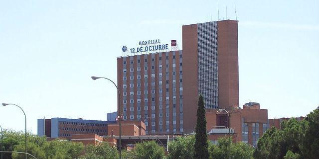 El Hospital 12 de Octubre traslada a Madrid a un bebé conectado a un pulmón y corazón artificiales