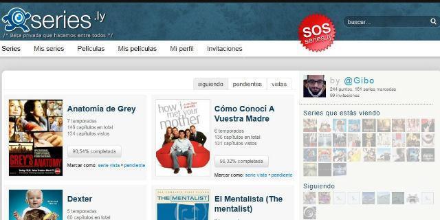 'SeriesLyks' filtra todos los enlaces de las series y películas de Series.ly