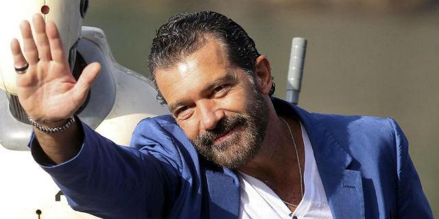 Antonio Banderas anima a correr la carrera 'Médula para Mateo'