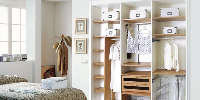 C mo organizar los armarios madrid actual - Como organizar armarios ...