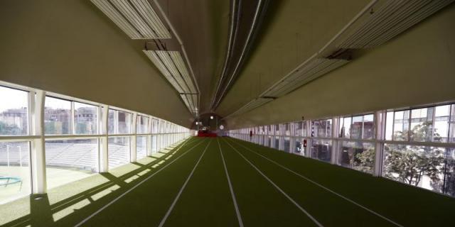 Licitan la construcción de pistas deportivas en tres barrios de Getafe