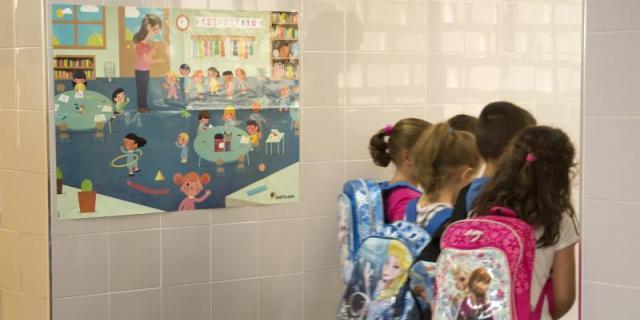 Adjudican obras en tres centros educativos de Getafe por 690.000 euros