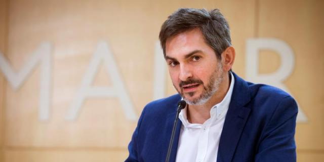 Aniorte pide reunirse con Escrivá para tratar la crisis de refugiados en Madrid
