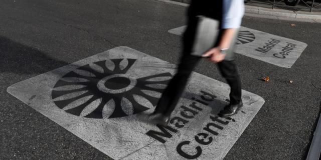 Las multas de Madrid Central crecieron de 4.161 en marzo a 120.305 en octubre