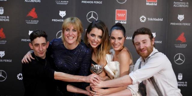 """""""Vida perfecta"""" y """"Hierro"""", mejores series de 2019, según los Premios Feroz"""