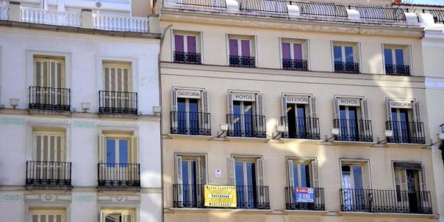 Alquilar una habitación en Madrid cuesta 403 de media