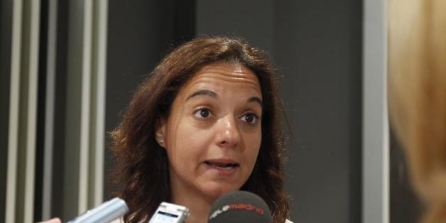 La alcaldesa socialista Sara Hernández expulsa del pleno de Getafe a una concejala del PP