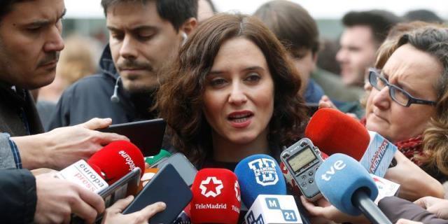Díaz Ayuso rechaza la intervención de los precios de los alquileres