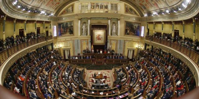 La eutanasia llama a la puerta del Congreso de los Diputados presentada por el PSOE