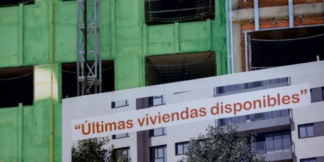 La compraventa de viviendas cayó un 7,5% en 2019 en la Comunidad de Madrid