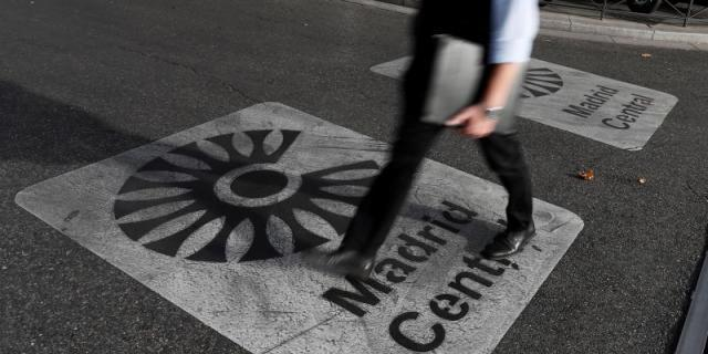 Admiten a trámite un recurso de Ecologistas contra recortes a Madrid Central