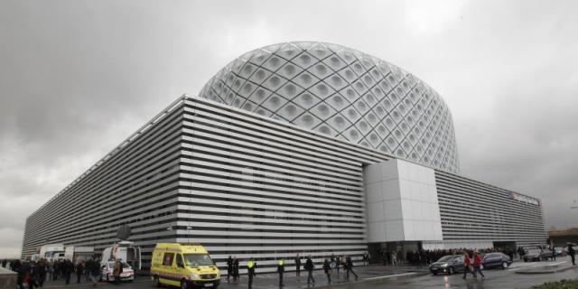 Los vecinos de Móstoles piden un nuevo acceso al Hospital Rey Juan Carlos