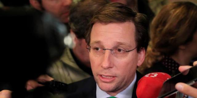 """Martínez-Almeida defiende convertir el memorial de la Almudena en """"un monumento a la reconciliación"""""""