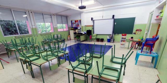 Soto del Real ofrecerá clases de refuerzo gratis a los niños con necesidades