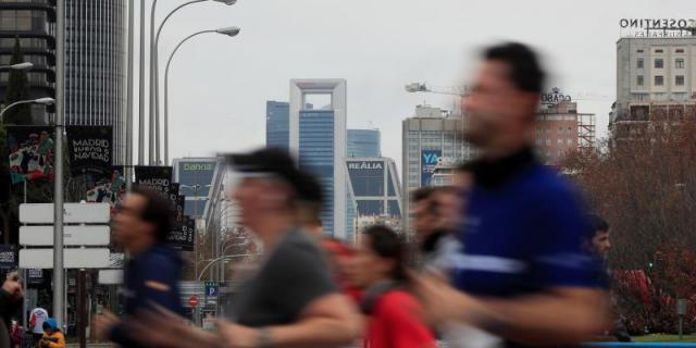 El coronavirus obliga a cancelar el Medio Maratón de Madrid del 29 de marzo