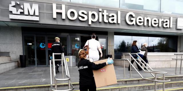 El coronavirus acaba con la vida del jefe de Cirugía General de Hospital La Paz