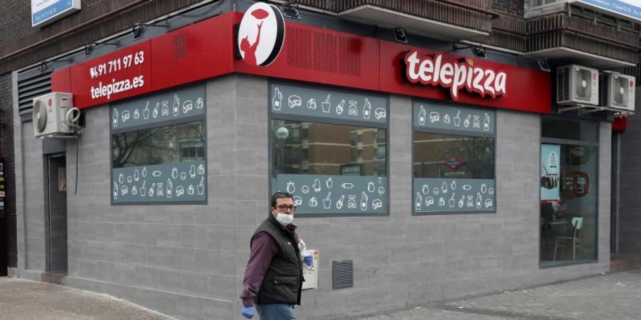 Telepizza asegura que el acuerdo con la Comunidad ha generado pérdidas a la empresa