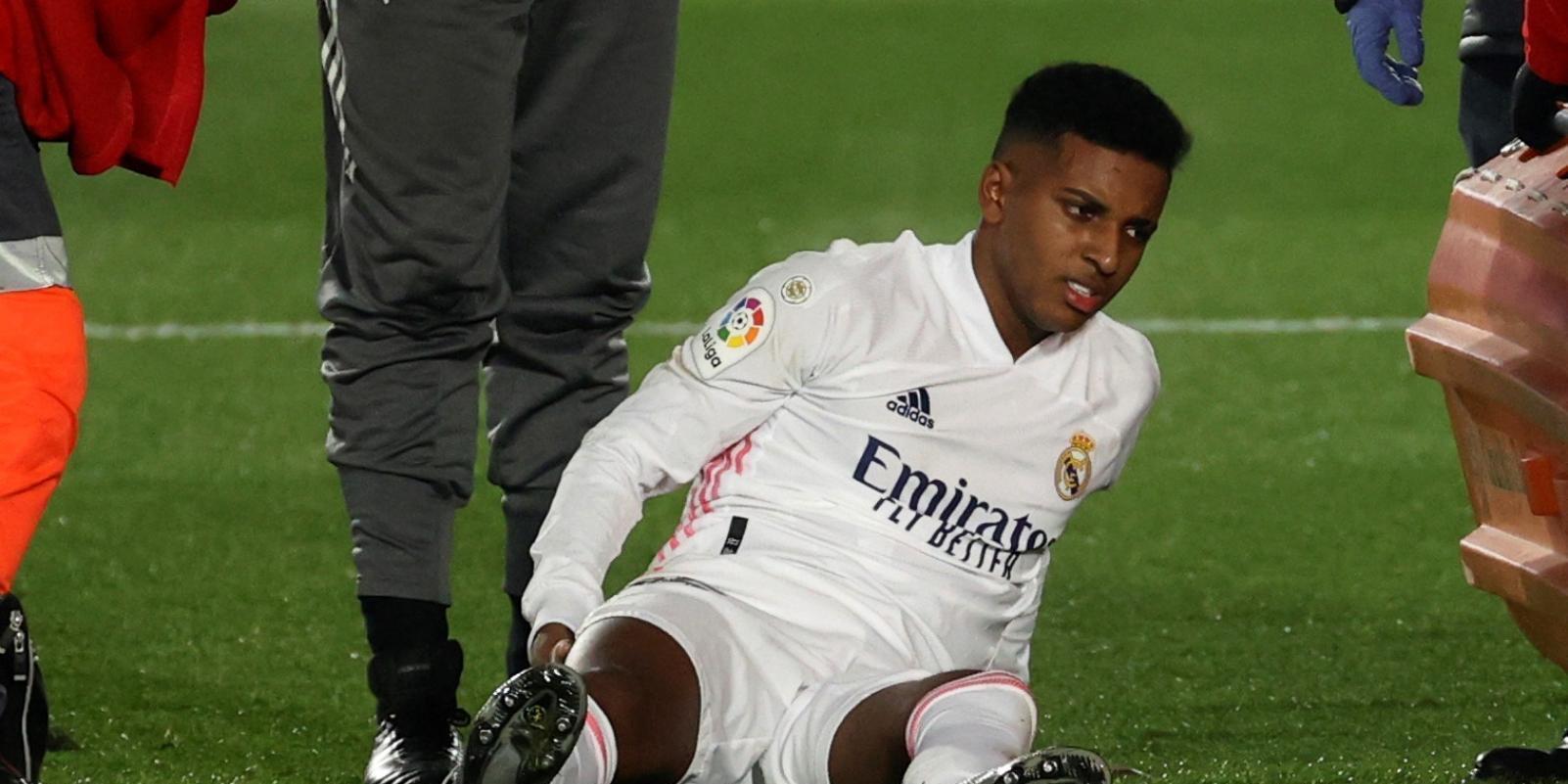 El Real Madrid sufre un hackeo y su cuenta anunció una lesión falsa de Rodrygo