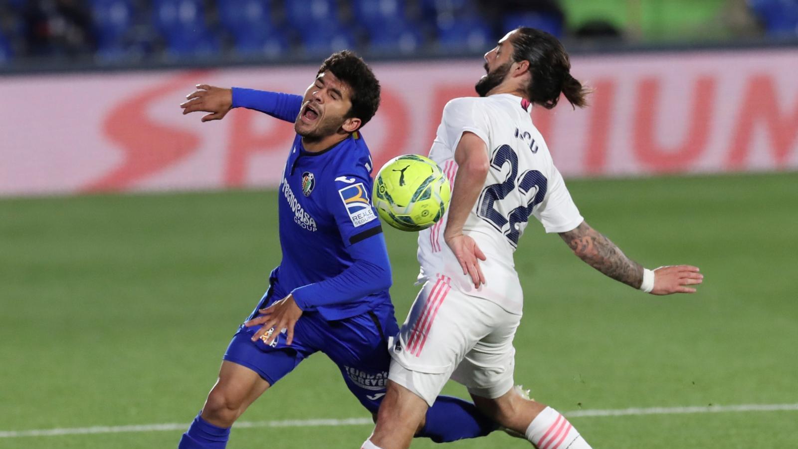 Nacho pasa al lateral; Carvajal, Isco y Rodrygo titulares