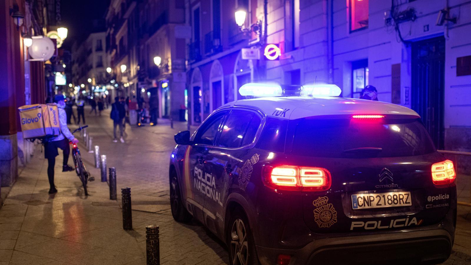 Se reduce el número de fiestas ilegales en Madrid: 256 este fin de semana