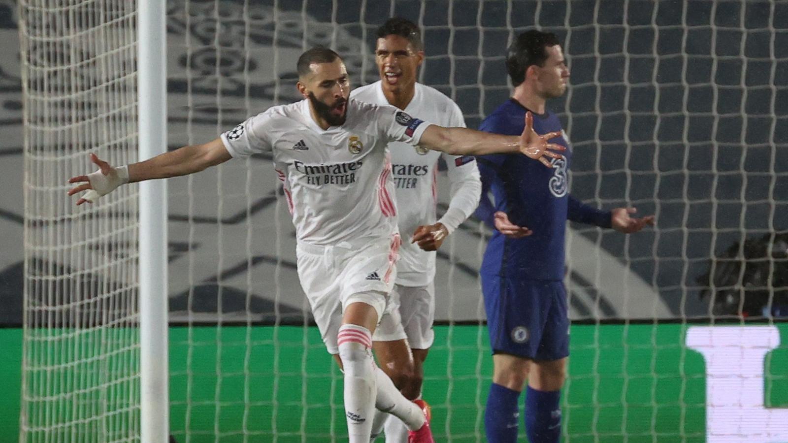 1-1. Benzema mantiene con vida al Real Madrid