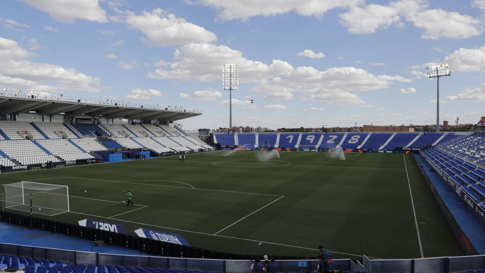 Leganés albergará las semifinales y la final de la Copa de la Reina