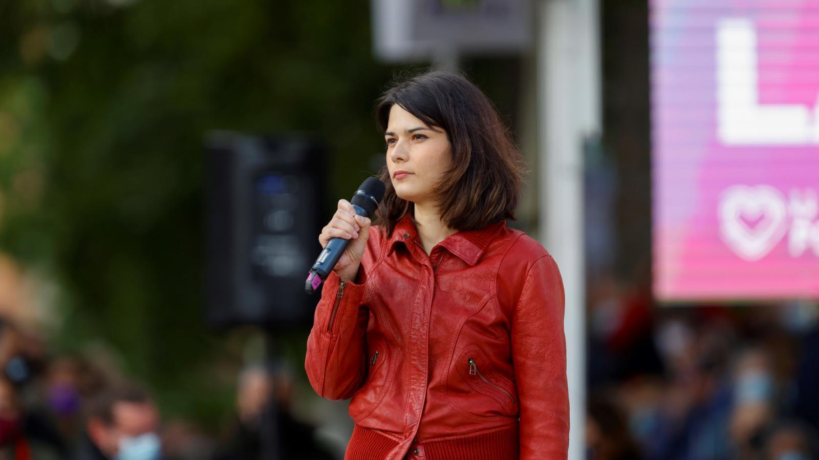 El Supremo revisa el 19 mayo la condena a Isa Serra por atentado a la autoridad
