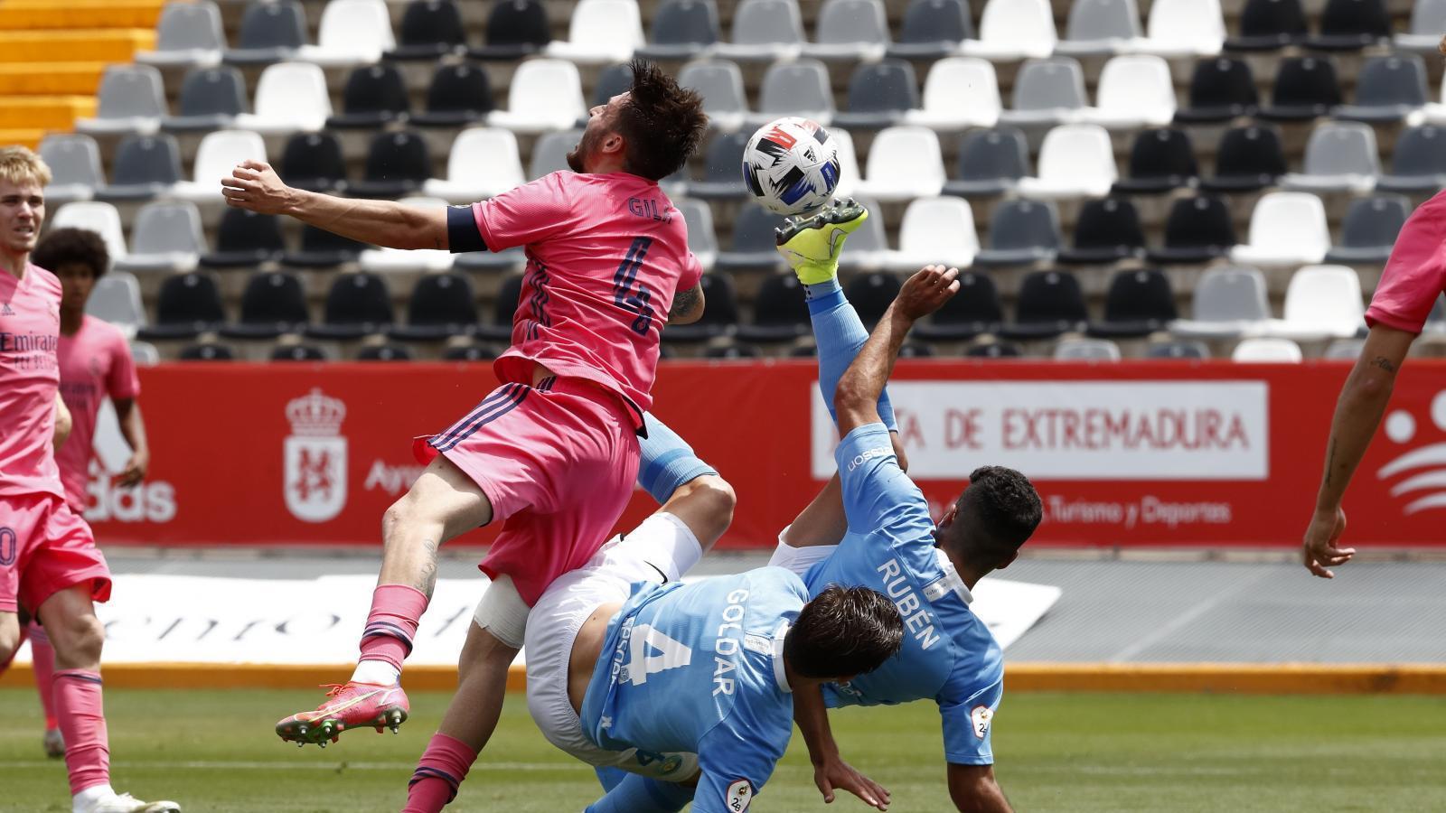 El Ibiza hace valer empate ante el Castilla (0-0) y pasa a ronda definitiva