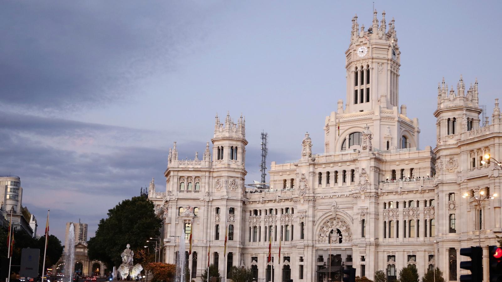 Madrid se blinda para evitar aglomeraciones por el título de Liga
