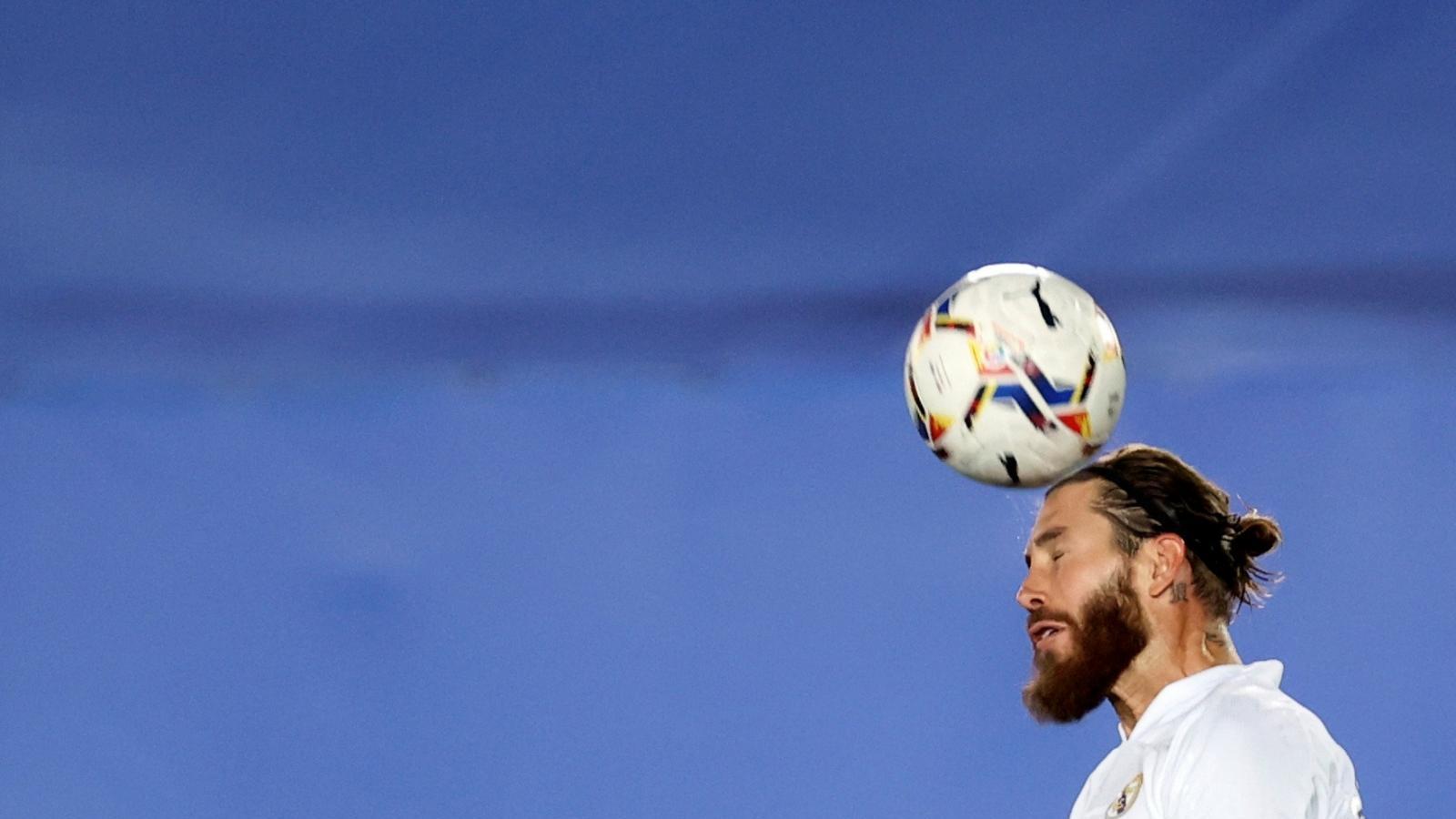 Sergio Ramos afina su estado a la espera de ser convocado por Luis Enrique