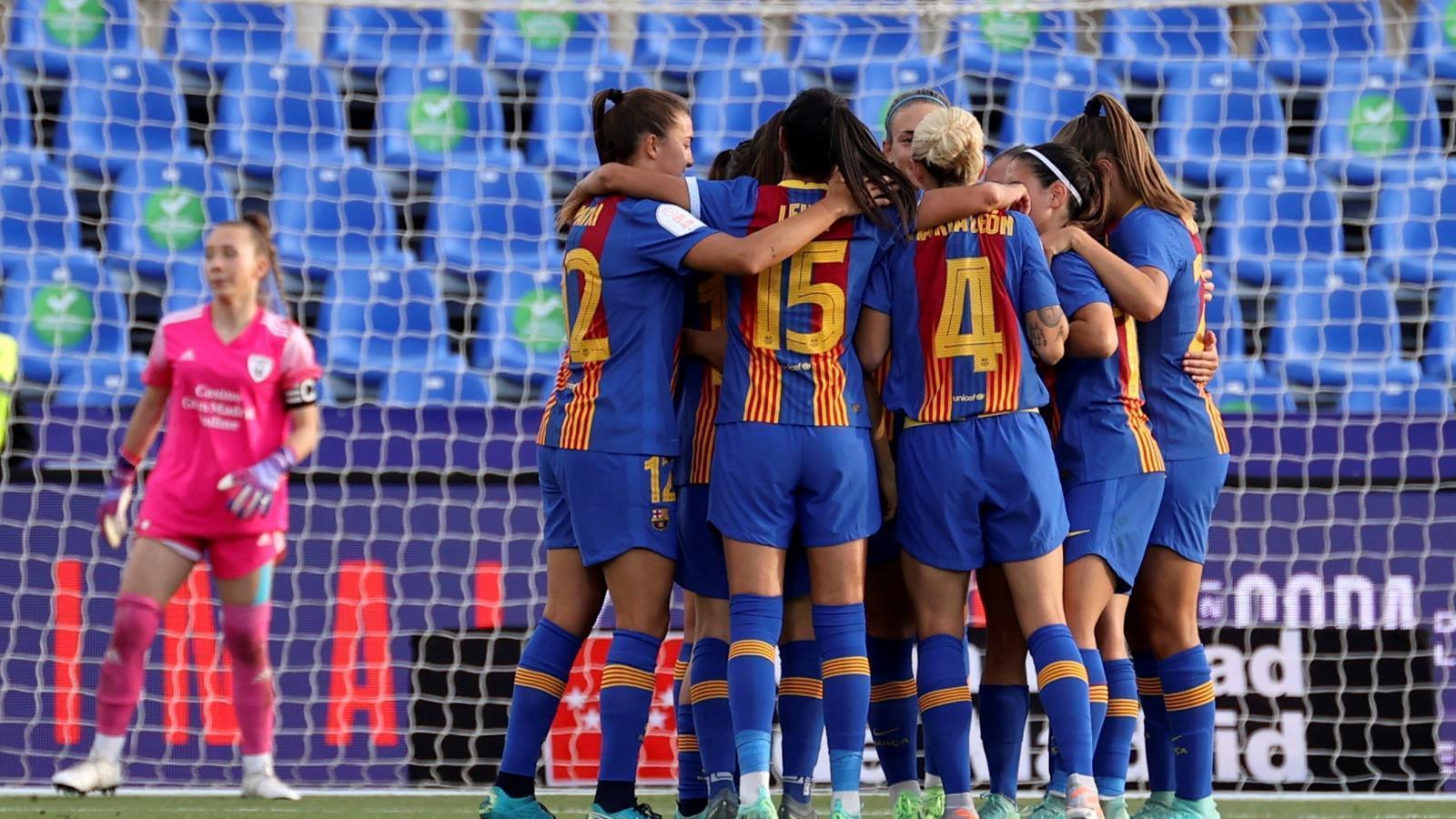 0-4. El Barcelona, lanzado a por el triplete