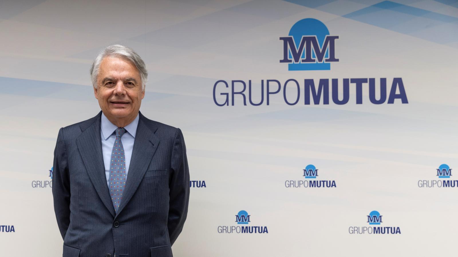 El Grupo Mutua se plantea hacer compras en España por primera vez en diez años