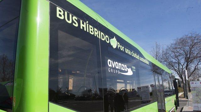 La línea 510A de autobuses interurbanos mejorará la conexión entre Villaviciosa y Colonia Jardín desde septiembre