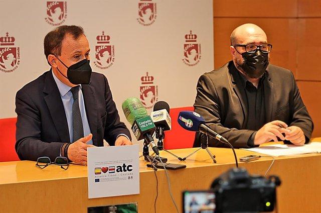 El alcalde de Coslada muestra su apoyo a Juan Lobato para liderar el PSOE-M