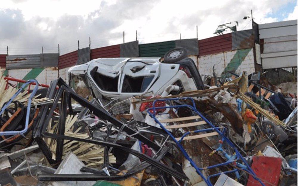 Primera condena al responsable de la gestión de un vertedero ilegal por daños en el medio ambiente